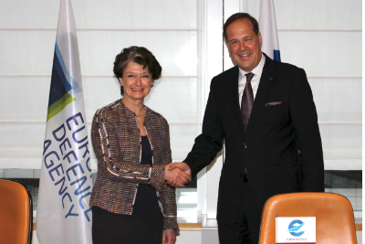 EUROCONTROL and European Defence Agency agree joint work programme