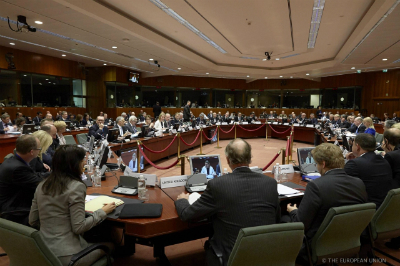 Defence Ministers assess EDA progress during the Agency's Steering Board