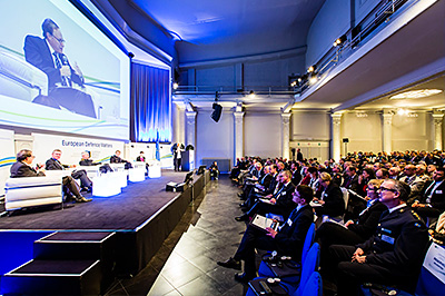 European Defence Matters: Welcoming Address and Keynote Speeches