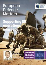 European Defence Matters: Issue 6 Released