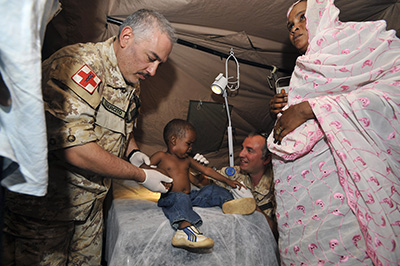 Symposium on Medical Support to CSDP operations to be held next month in Brussels