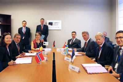 New European Maritime Mine Counter Measures project launched