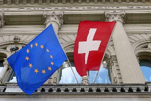 EDA Chief Executive visits Switzerland