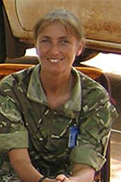 Views from the ground: five questions to Lt Col Alison Farmer EUTM Mali Medical Planner