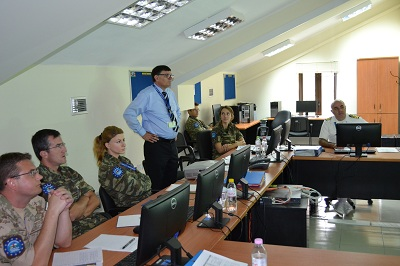 EDA supports EU operation with new software