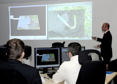 EDA, EU Satcen Demonstrate Potential for System to Integrate Intelligence Imagery
